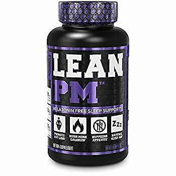 Lean PM Melatonin Free Fat Burner & Sleep Aid - Night Time S