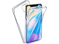 iphone 12/12 pro/12 pro max silicone case clear