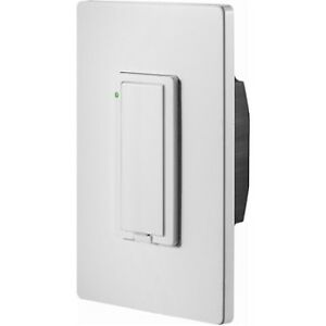 INSIGNIA Wi-Fi Smart In-Wall Switch