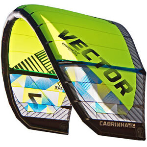 Cabrinha Vector 2014 9m kite