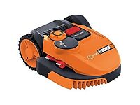 WORX WR110MI 20V S700 ANDROID WI-FI ENABLED ROBOTIC MOWER retail over £1200
