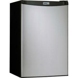 DANBY/HAIER  Compact Refrigerator 1.7 CF, 2.7 CF, 3.2 CF, 4.4 CF with Freezer.  $39.99 NO TAX DEAL