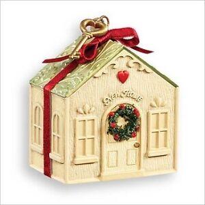 HALLMARK-2007-New-Home-Christmas-Ornament-MINT-IN-BOX