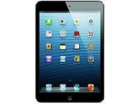 Apple ipad mini 16gb in good condition and black colour