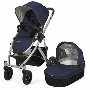 Uppababy Vista Stroller-bassinet-model 2014
