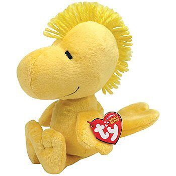 Peanuts - Musical Woodstock - New Ty Plush with Tags! on Rummage