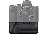Mcoplus VG-C1EM Battery Grip for Sony NEX A7 A7R A7S Camera replace as VG-C1EM (Grip A7)