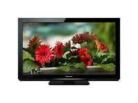 """Panasonic TXP42S30B 42"""" FULL HD TV WITH FREEVIEW HD. SECOND HAND, 6 MONTH WARRANTY"""