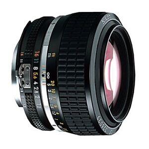 Nikon 50mm f/1.2 AIS Lens