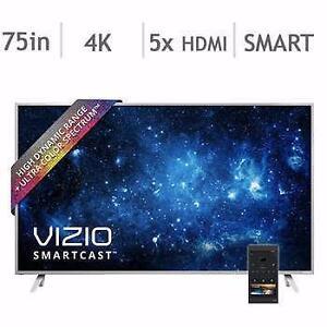 Télévision DEL 75'' P75-C1 4K UHD 240hz SmartCast Vizio