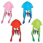 Polyester Squid Costume Cloches