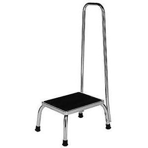 Patterson Medical Handrail Footstool 6104 - New