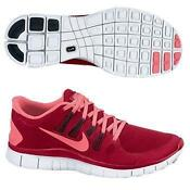 Mens Red Nike Trainers