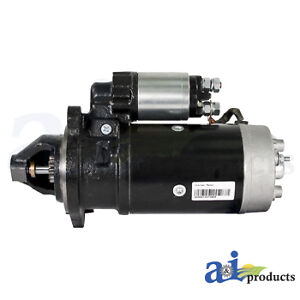 NEW NEW HOLLAND TRACTOR  STARTER  300.00