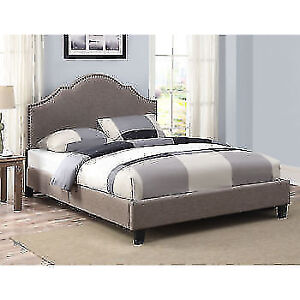 Parkson Upholstered Queen Bed New in Box