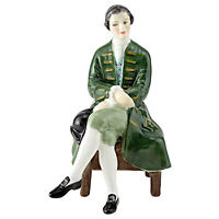 ROYAL DOULTON FIGURINE A GENTLEMAN FROM WILLIAMSBURG HN 2227
