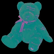 RARE Ty Beanie Bears