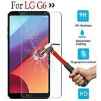 LG G6 Screenprotector Tempered Glass