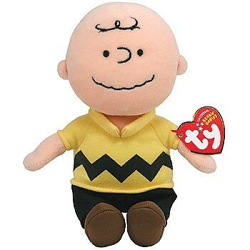 Peanuts - Musical Charlie Brown - New Ty Plush with Tags! on Rummage