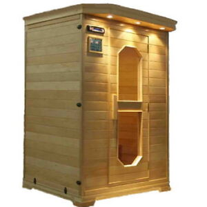 New Far Infrared Sauna - New BS-9218