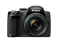 Nikon Coolpix P500 Digital Camera, Like New