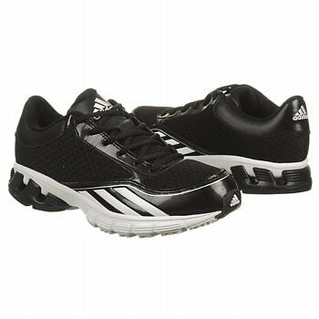阿迪达斯男子g49034猎鹰体育交叉训练鞋 黑 白