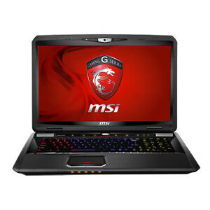 Powerful MSI Gaming laptop