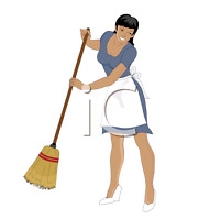 Move in and move out cleaning