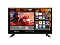 BUSH 32 INCH SMART TV - APPS / FREEVIEW HD / HDMI / USB.