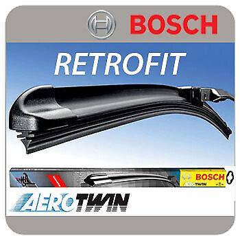 BOSCH AEROTWIN Wiper Blades fits PEUGEOT 206, 206+ 02.00->