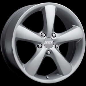 ROUES (MAGS) AMERICAN EAGLE 192 ARGENT 17X7.0 5-100