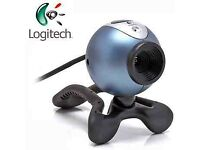 Logitech web cam, works perfect, bargain at only £10