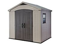 Keter Factor 6x6 plastic shed