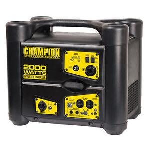 champion 2000 inverter generator
