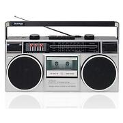 Portable Radio Cassette Player