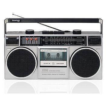 Portable Radio Cassette Player Ebay