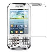 Samsung Chat Screen
