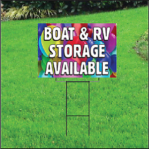 Outside storage for Boats, RV, Construction equipment