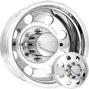 8x170 Dually Wheels