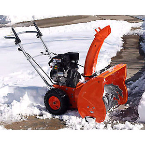 Snowblower repair.free pickup  and delivery