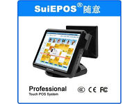 Touch Screen All In One Pos System With Certification BRAND NEW FOR SALE