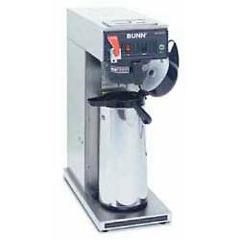 Airpot Coffee Brewer Single Head Automatic