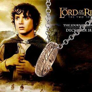 Chaîne avec seigneur des anneaux hobbit