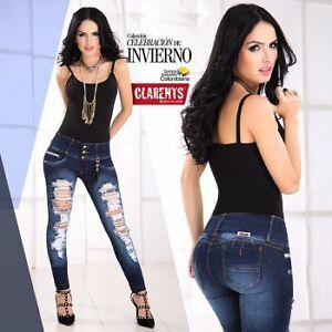 Colombian jeans tail lift