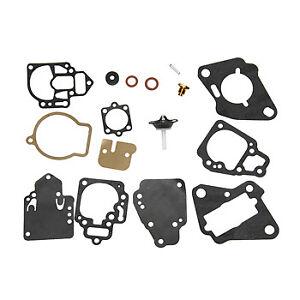 Carburetor Kit  Mercury 6-25hp 2cyl  1395-97611