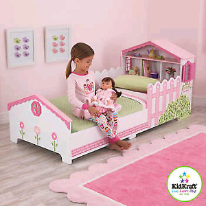 Kidcraft Dollhouse Toddler Bed