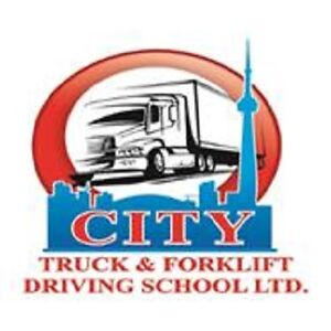 how to become a forklift truck instructor ontario