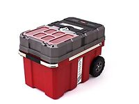 KETER Master PRO Masterloader heavy duty mobile tool box............Brand New