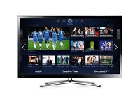 """60""""SAMSUNG SMART 3D TV 600 HTZ FREE-VIEW HD AND BUILT IN WEB BROWSER"""