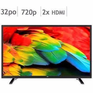 Télévision DEL 32'' 32LH500B 720p 60Hz LG - MODÈLE LG 2016  - 2016 MODEL LG